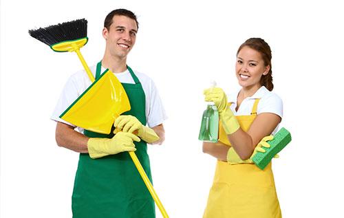 dịch vụ vệ sinh công nghiệp tại Quận 3