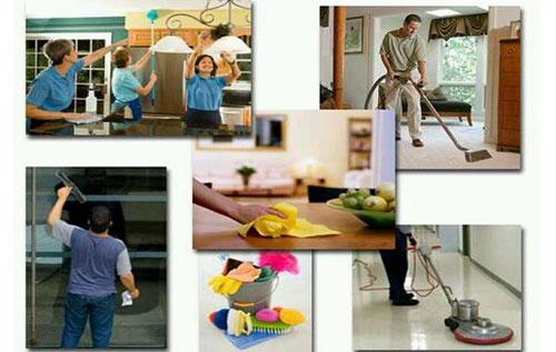 dịch vụ vệ sinh nhà ở của công ty Gia Khang