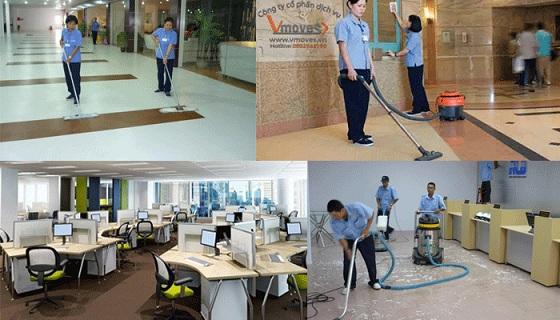 Tìm hiểu về quy trình cung cấp vệ sinh công nghiệp chuyên nghiệp giá rẻ của Gia Khang
