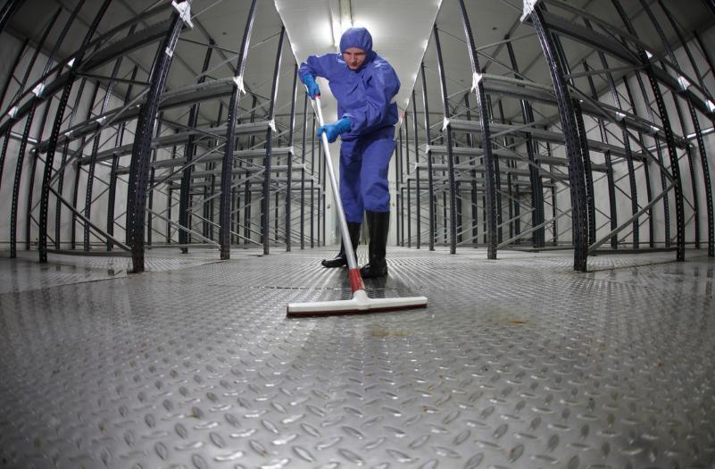 Dịch vụ vệ sinh công nghiệp tại Quận Gò Vấp mang đến nhiều tiện lợi cho người sử dụng