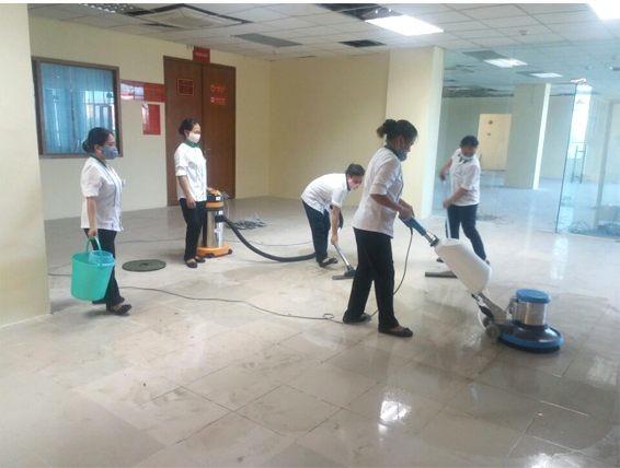 Công ty vệ sinh 5 Sạch - đối tác vệ sinh tin cậy tại Hà Nội