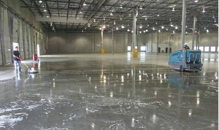 Nhà xưởng muốn dọn sạch sẽ phải có một quy trình riêng biệt