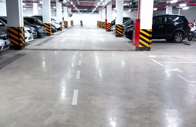 Đánh bóng sàn bê tông giúp tiết kiệm chi phí