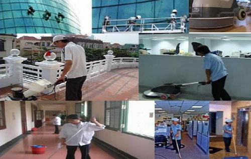 Các khu vực vệ sinh Gia Khang cung cấp
