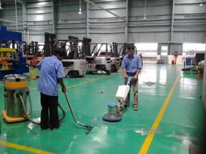 Công ty dịch vụ vệ sinh công nghiệp Gia Khang cam kết khiến khách hàng hài lòng