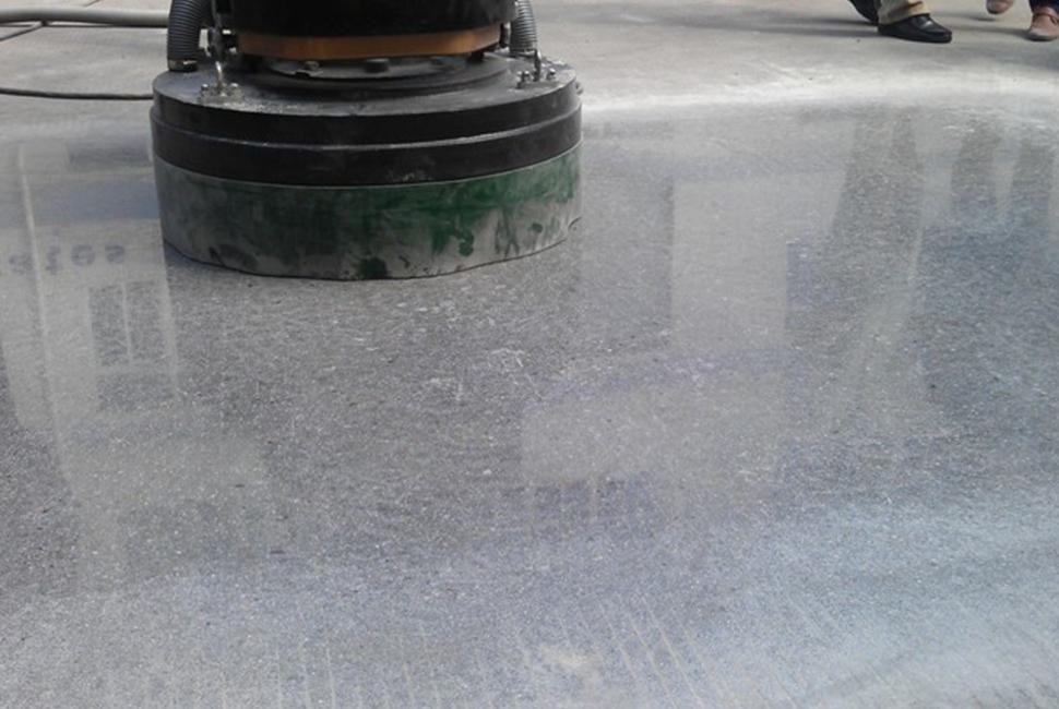 Sàn bê tông mài không chỉ đẹp còn có độ bền cao, dễ làm sạch