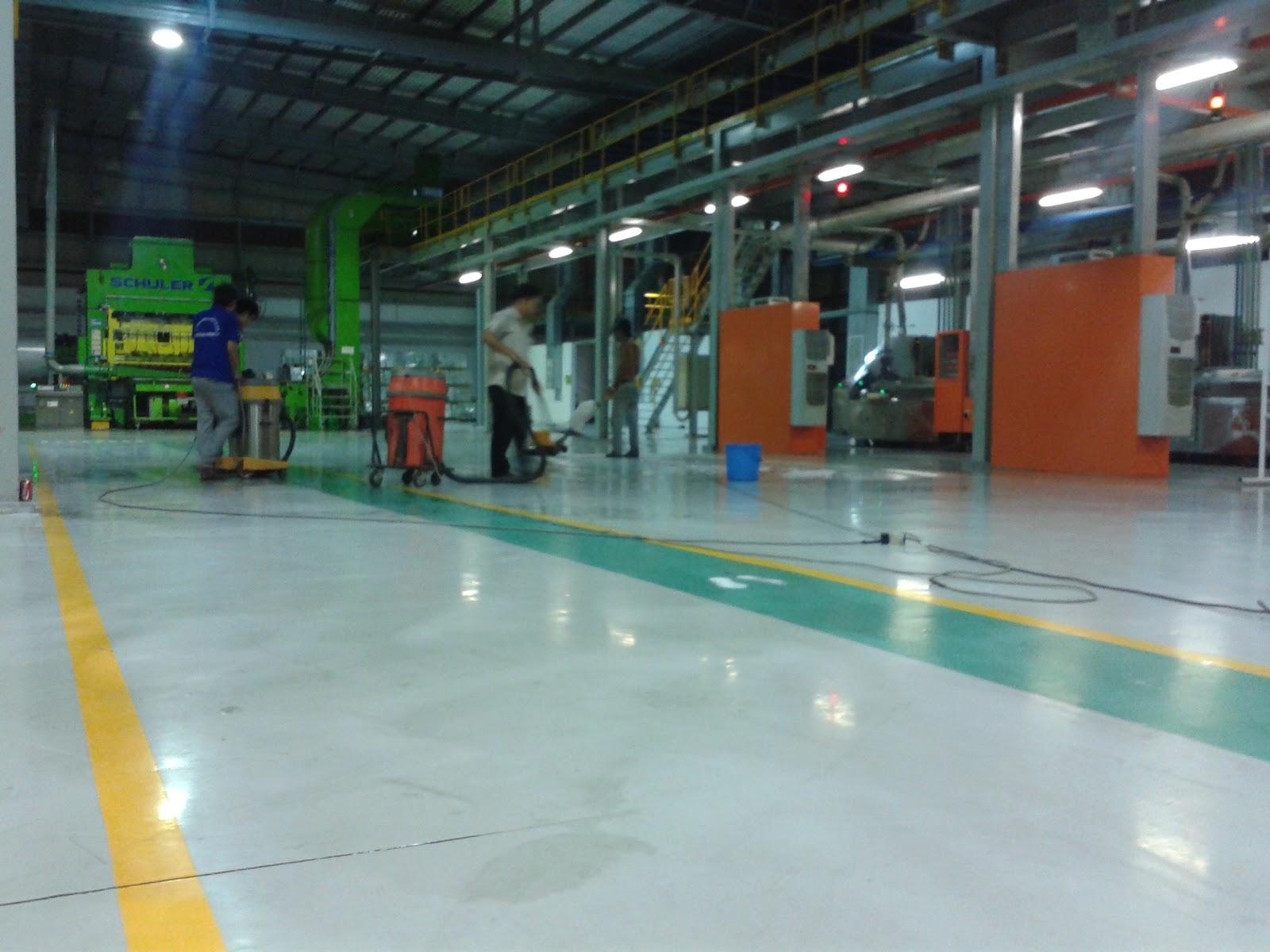 Công ty TNHH TM - DV Vệ sinh Gia Khang cung cấp dịch vụ vệ sinh uy tín, chất lượng cao trong khu vực thành phố Hồ Chí Minh