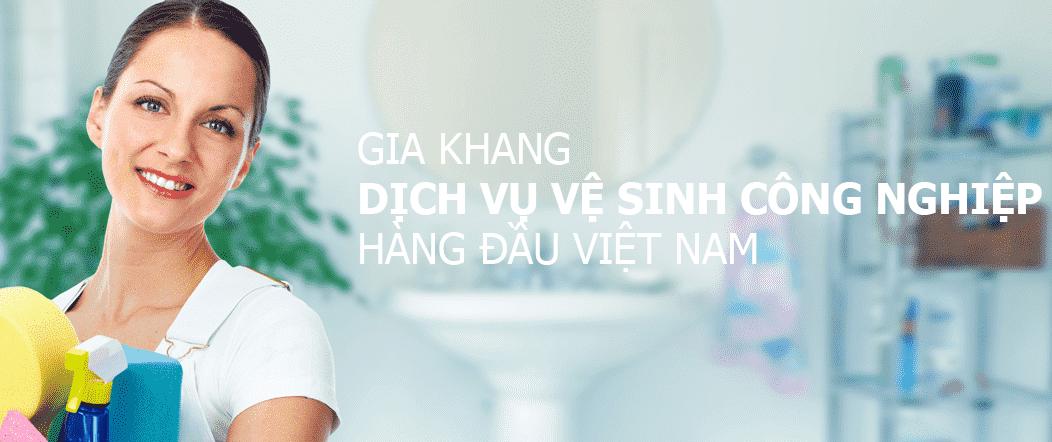 Gia Khang là công ty vệ sinh hàng đầu Việt Nam