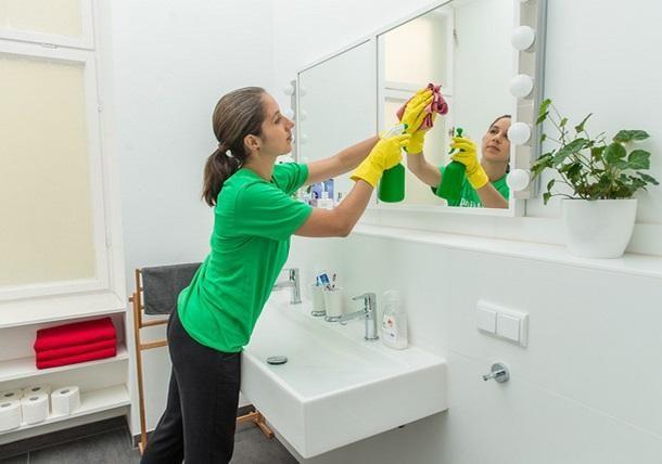 Đảm bảo không gian gia đình bạn luôn sạch sẽ là mục tiêu của chúng tôi