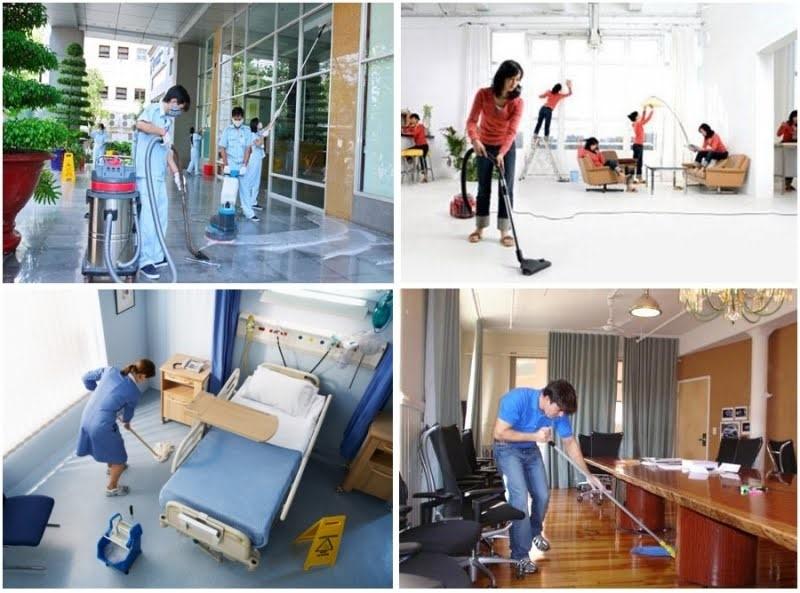 Dịch vụ dọn dẹp vệ sinh nhà ở uy tín nhất tại Tp.HCM