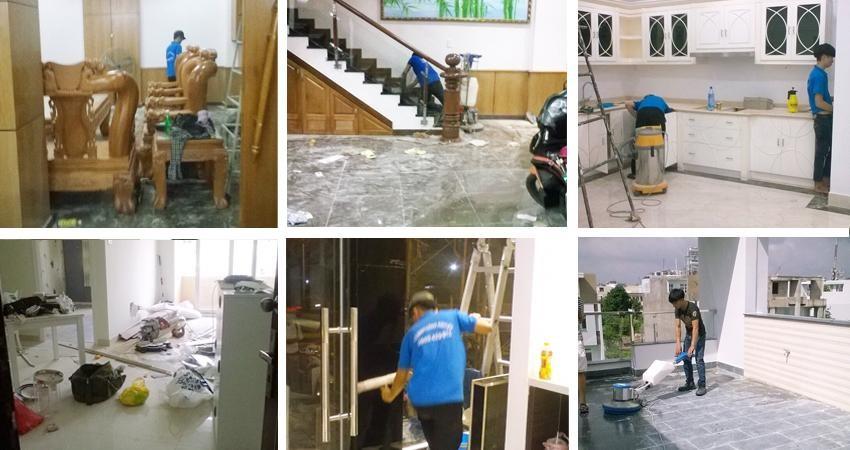 Dịch vụ vệ sinh chuyên nghiệp nhất tại tphcm