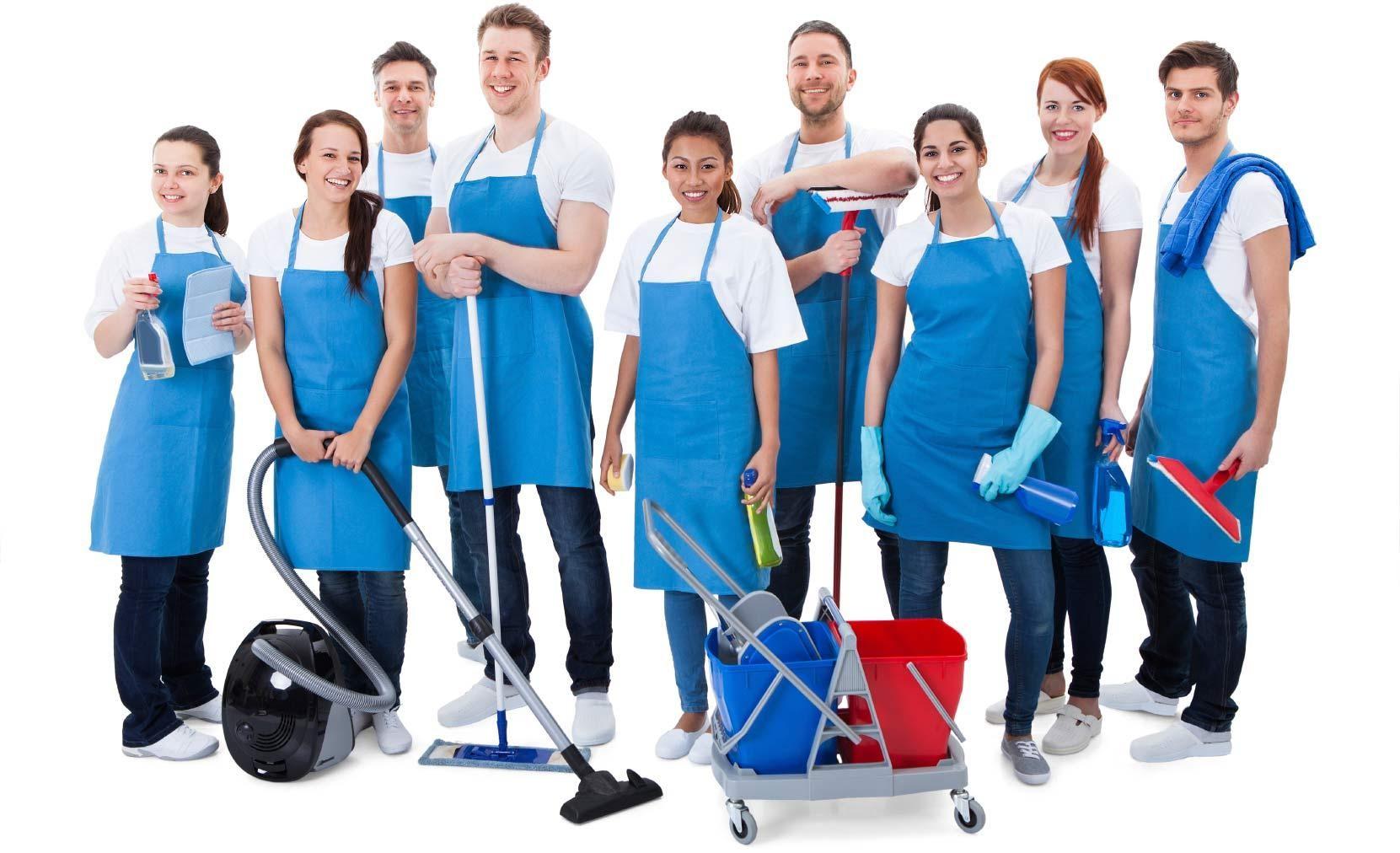 Đội ngũ nhân viên giàu kinh nghiệm, cùng trang thiết bị vệ sinh hiện đại
