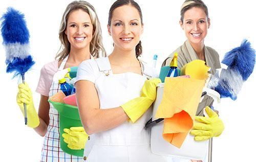 Đội ngũ nhân viên tốt sẽ giúp việc vệ sinh được hiệu quả cao