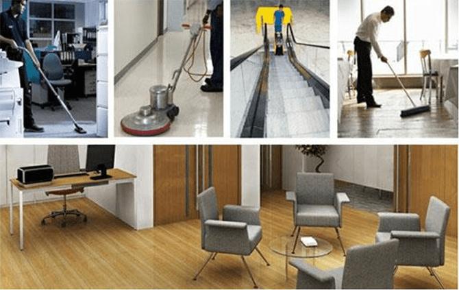 Gia Khang hỗ trợ đa dạng các hạng mục vệ sinh công nghiệp