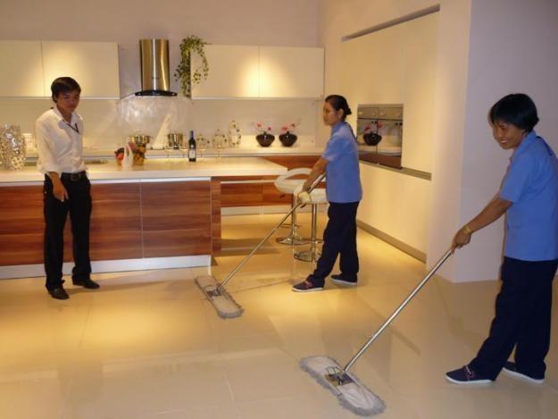 Dịch vụ vệ sinh chất lượng