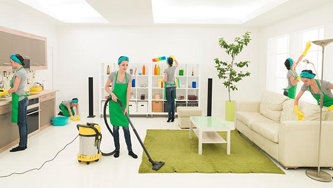 Vệ sinh Gia Khang là cách vệ sinh căn hộ nhanh và sạch nhất