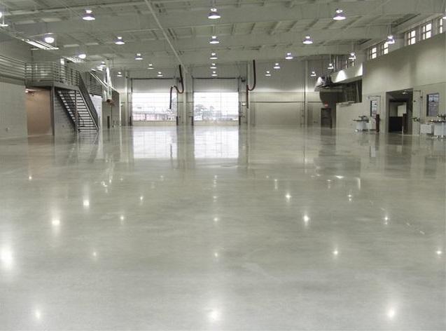 Hóa chất chuyên dụng giúp tăng độ bền, độ chịu lực cho mặt sàn